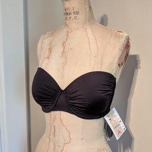 NWT Tommy Bahama Underwire Convertible Bikini Top